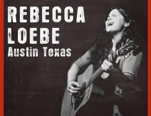 Rebecca Loebe – Singer/Songwriter
