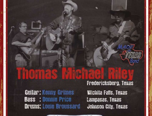 Thomas Michael Riley and the 100% Texas Band