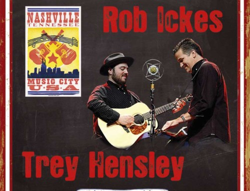 ROB ICKES & TREY HENSLEY (USA)